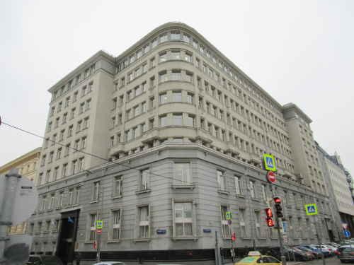 Неглинная улица, 23 (здание ФНС РФ) (Москва)